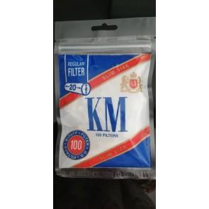 Фильтр сигаретный КМ Long 100