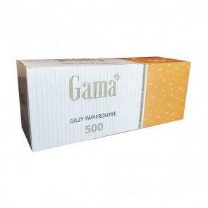 Сигаретные гильзы GAMA 500 шт