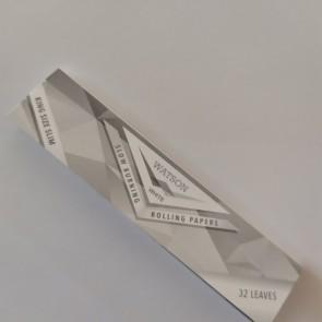 Watson White Slim Бумага сигаретная для самокруток